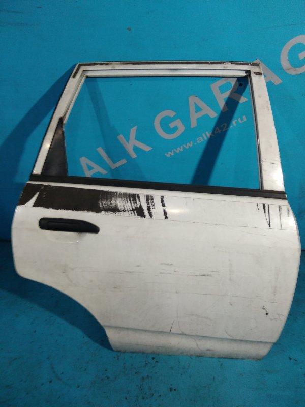 Дверь Nissan Ad VEY11 YD22 задняя правая