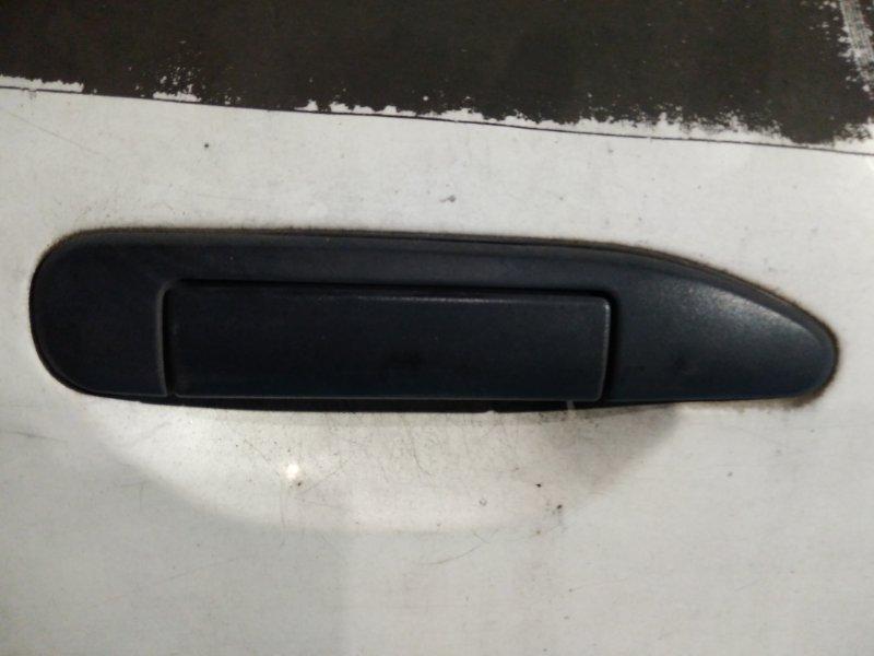 Ручка двери внешняя Nissan Ad VEY11 YD22 задняя правая