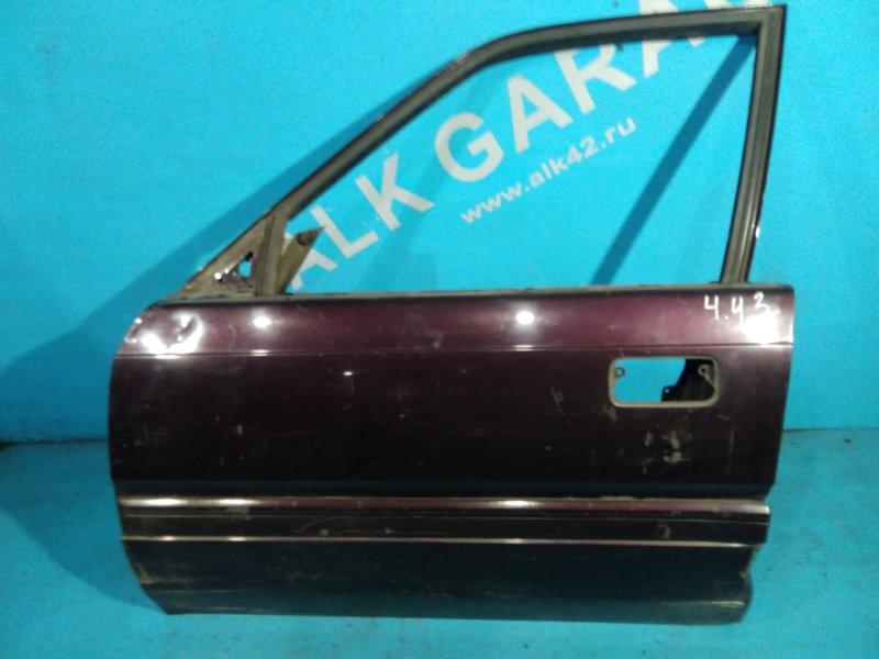 Дверь Mazda Capella Cargo GVFW RF 1994 передняя левая