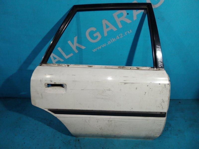Дверь Toyota Camry SV20 1S задняя правая