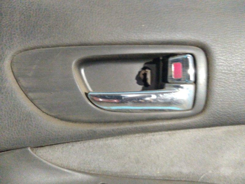 Ручка двери внутренняя Mazda Atenza GGEP LF 02 передняя правая