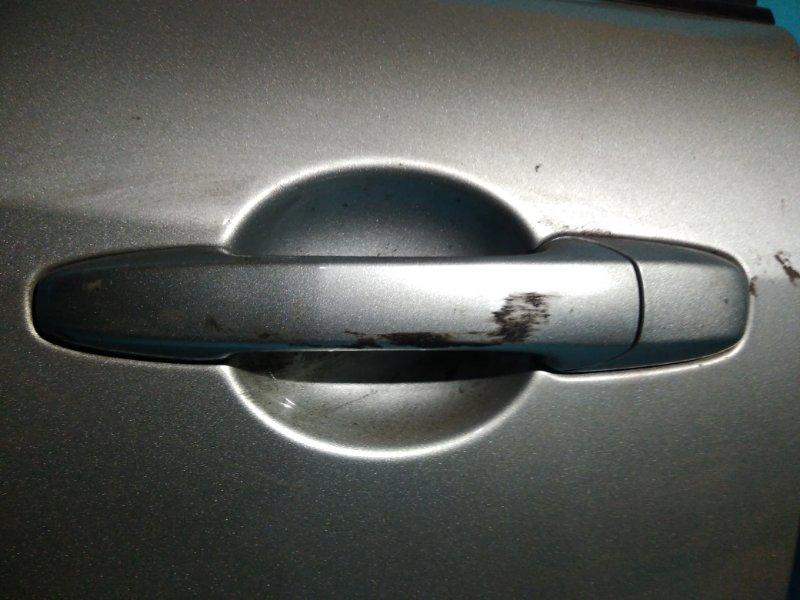 Ручка двери внешняя Mazda Atenza GGEP LF 02 передняя левая