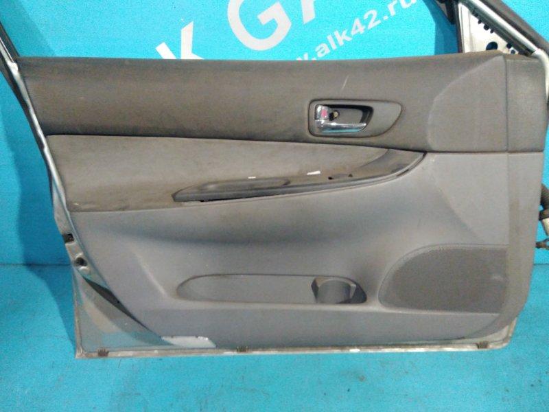 Обшивка дверей Mazda Atenza GGEP LF 02 передняя левая