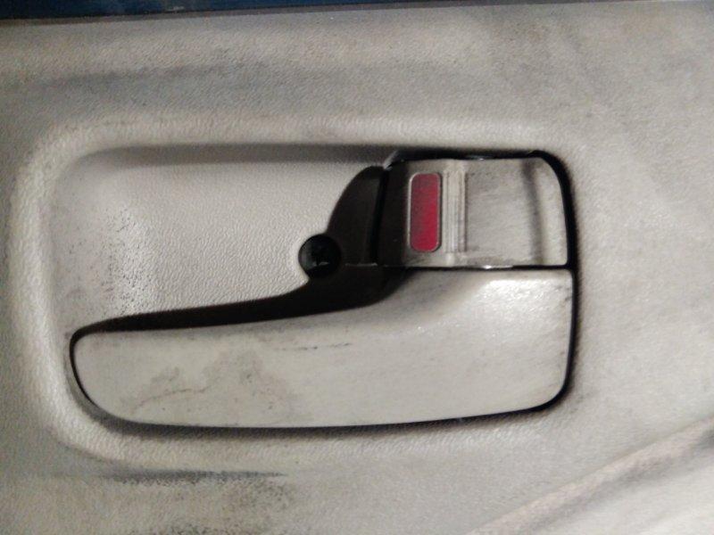 Ручка двери внутренняя Mitsubishi Colt Z27A 4G15 2003 задняя правая