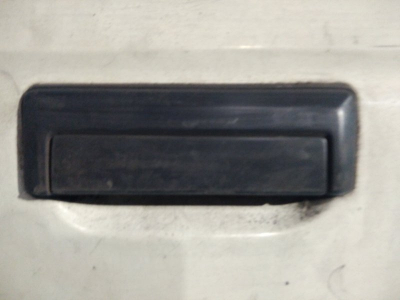 Ручка двери внешняя Nissan Bluebird U11 CA18 задняя правая