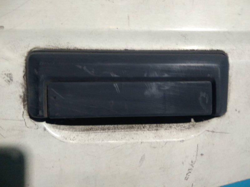 Ручка двери внешняя Nissan Bluebird U11 CA18 задняя левая
