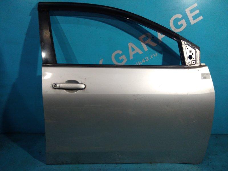 Дверь Nissan Wingroad JY12 MR18DE 2007г передняя правая