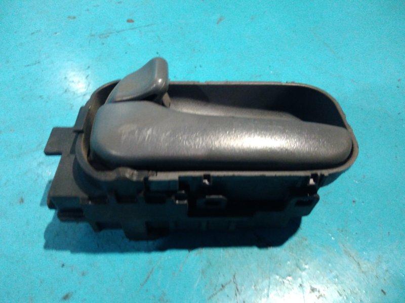 Ручка двери внутренняя Nissan Pulsar FN15 GA15-DE 1998г передняя левая