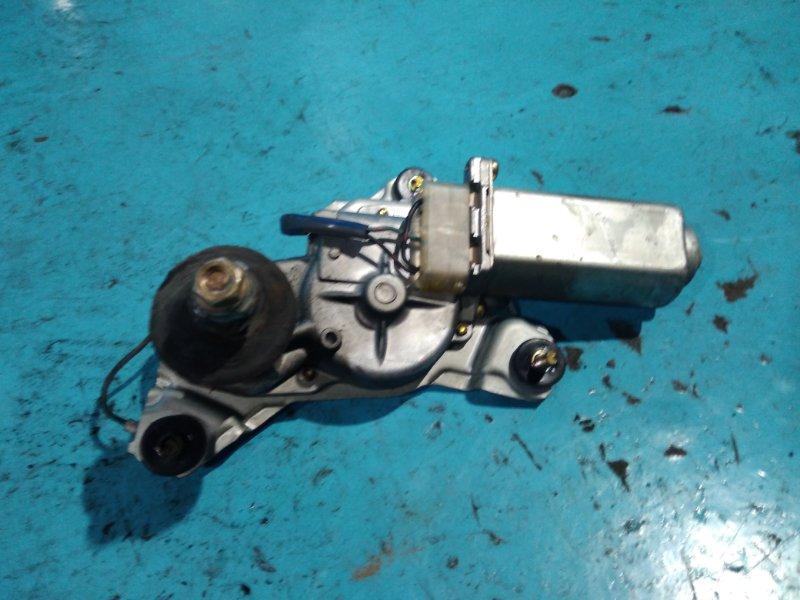 Мотор дворников Mazda Demio DW3W B3DE 2001г задний