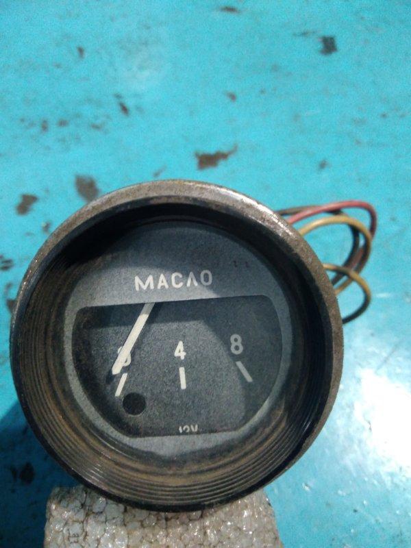 Указатель давления масла Ваз 2106 2106 03