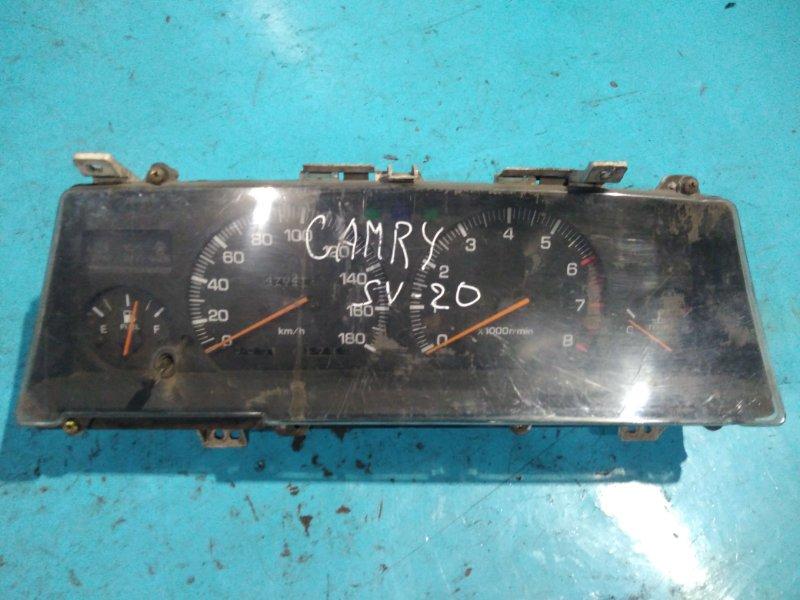Панель приборов Toyota Camry SV20 1S 1989г