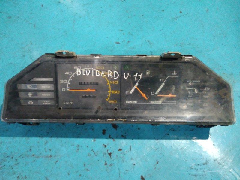 Панель приборов Nissan Bluebird U11 CA18