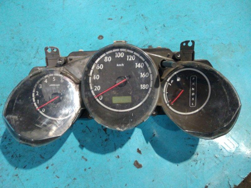 Панель приборов Honda Fit GD1 L13A 2001г