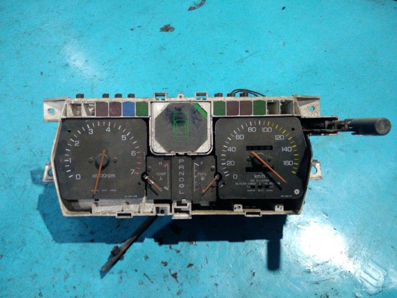 Панель приборов Honda Vigor E-SZ EX 1982