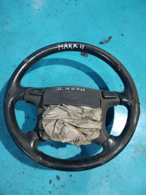 Руль Toyota Mark Ii GX90 1G-FE 1995