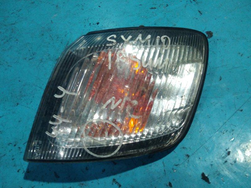 Габарит Toyota Ipsum SXM10 5S-FE левый