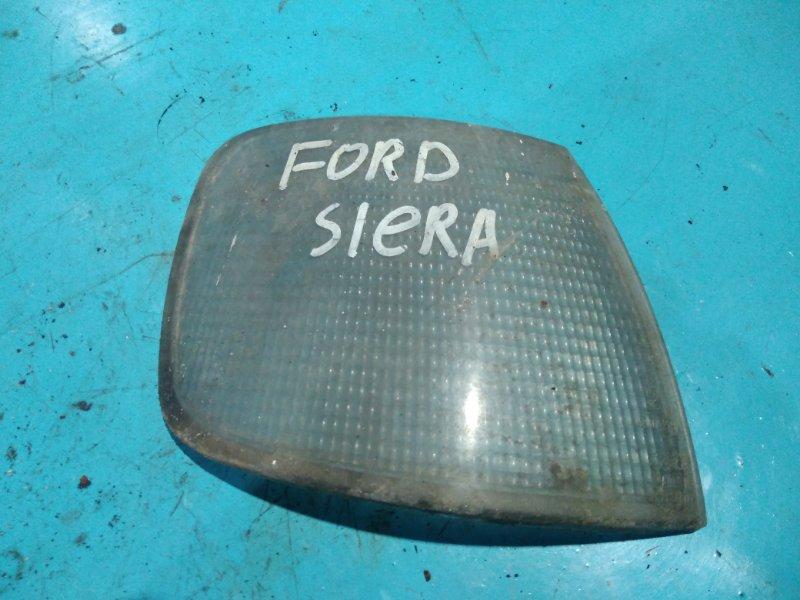 Габарит Ford Sierra 1990г правый