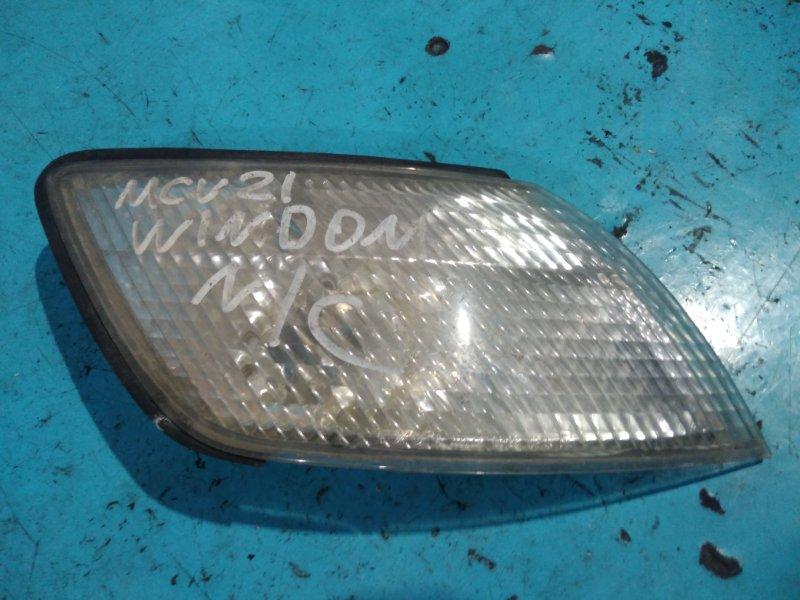 Габарит Toyota Windom MCV21 2MZ правый