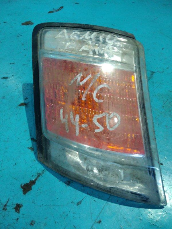 Габарит Toyota Gaia ACM10 1AZ-FSE 2002г передний правый