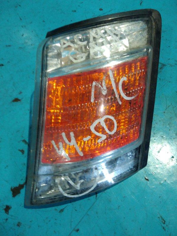 Габарит Toyota Gaia ACM10 1AZ-FSE 2002г передний левый