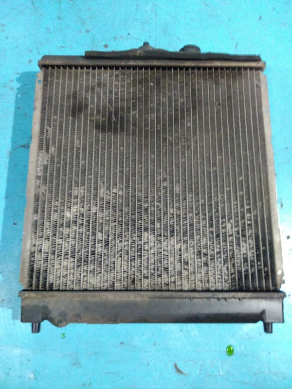 Радиатор двс Honda Civic EK3 D13B