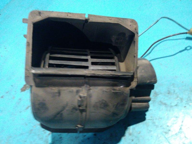 Мотор печки Ваз Надежда 21200 2130 2001г