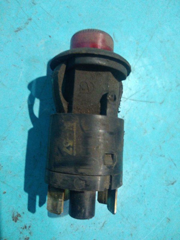 Кнопка аварийной сигнализации Ваз Надежда 21200 2130 2001г
