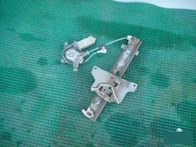 Стеклоподъемник Toyota Cresta JZX100 1JZFE задний левый (б/у)