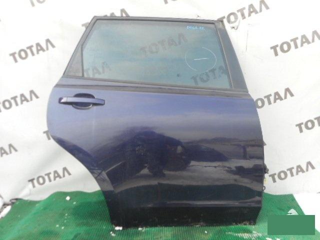 Дверь Subaru Exiga YA4 EJ20 задняя правая (б/у)