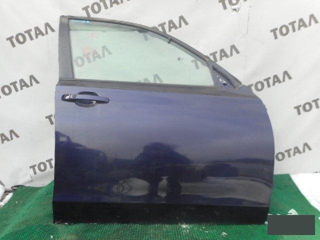 Дверь Subaru Exiga YA4 EJ20 передняя правая (б/у)
