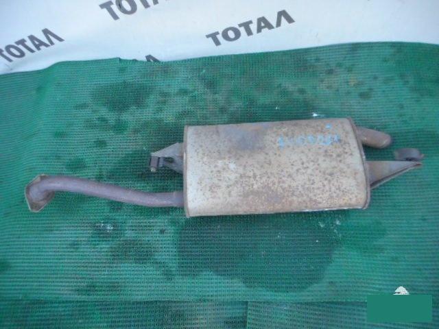 Бочка глушителя Toyota Allion ZRT260 1NZFE (б/у)