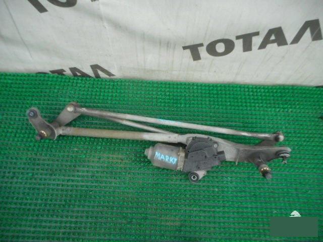 Мотор дворников Toyota Mark X GRX125 4GRFSE (б/у)
