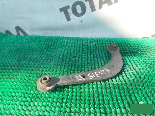 Рычаг Toyota Sienta NCP85 1NZFE 2005 задний правый (б/у)