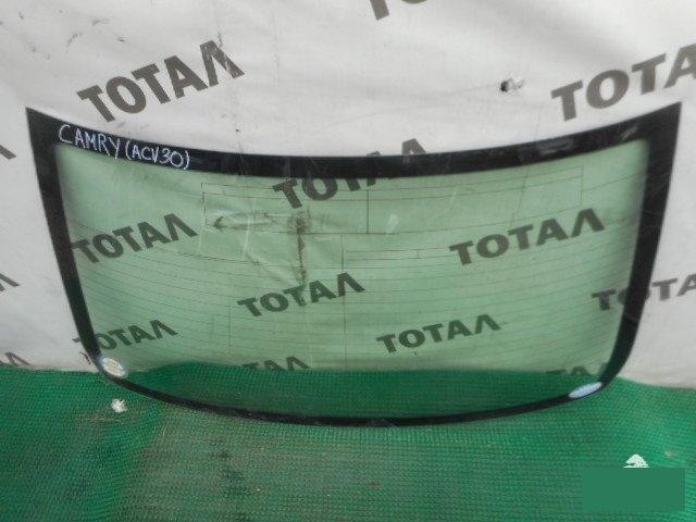 Заднее стекло Toyota Camry ACV30 2AZFE (б/у)