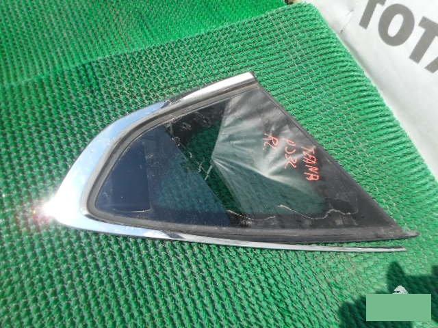 Стекло салона Nissan Teana PJ32 VQ35DE 2008 заднее левое (б/у)