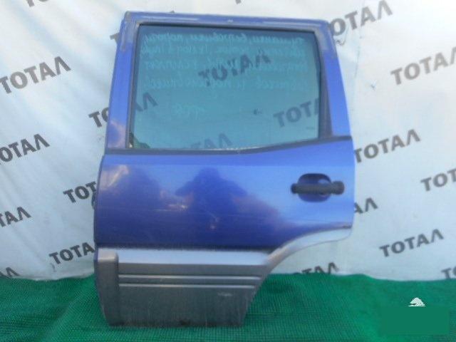 Дверь Nissan Mistral R20 TD27BETI задняя левая (б/у)