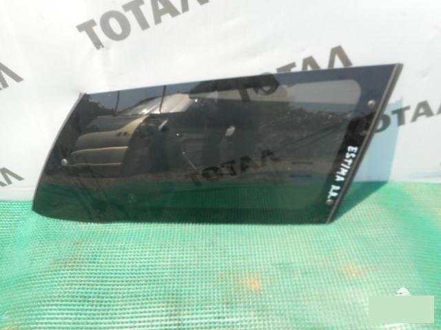 Стекло салона Toyota Estima MCR40 1MZFE заднее правое (б/у)