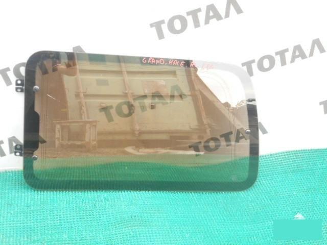 Стекло салона Toyota Grand Hiace VCH16 5VZFE заднее левое (б/у)