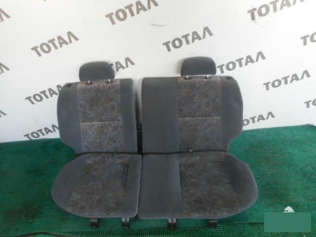 Сиденье Toyota Sprinter Carib AE114 4AFE 1997 заднее (б/у)