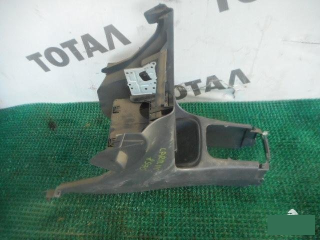 Консоль кпп Toyota Sprinter Carib AE114 4AFE (б/у)