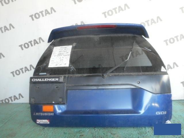 Дверь 5-я Mitsubishi Challenger K96W 6G72 задняя (б/у)