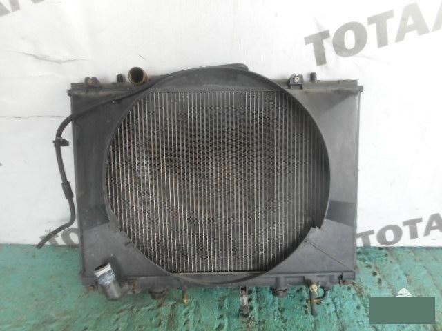 Радиатор двс Mitsubishi Challenger K99W 6G74 (б/у)