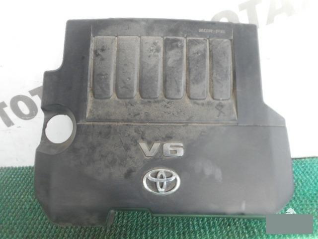 Декоративная крышка двигателя Toyota Vanguard GSA33W 2GRFE 2007 (б/у)