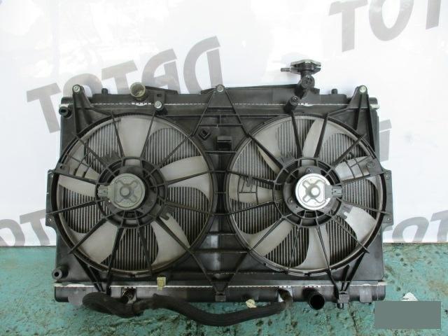 Радиатор двс Suzuki Kizashi RE91S J24B 2009 (б/у)