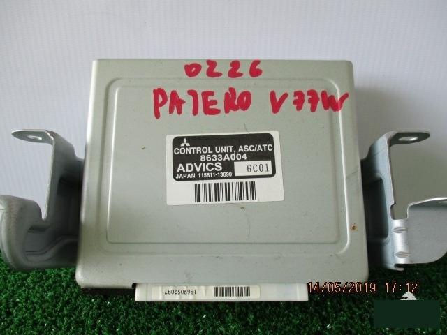 Электронный блок Mitsubishi Pajero V77W 6G74 (б/у)