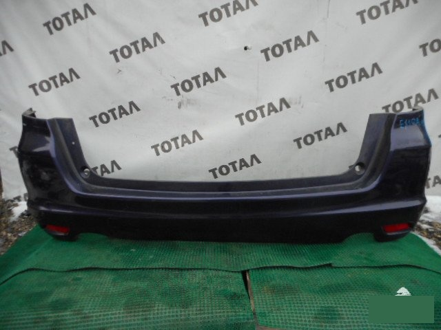 Бампер Subaru Exiga YA4 EJ20 задний (б/у)