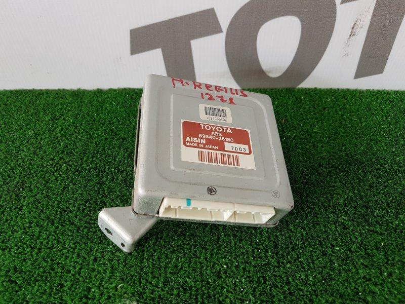 Блок управления abs Toyota Hiace Regius RCH47 3RZFE 1997 (б/у)