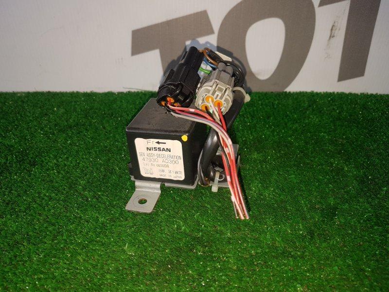 Датчик замедления Nissan Bassara JVNU30 YD25DDTI 2000 (б/у)