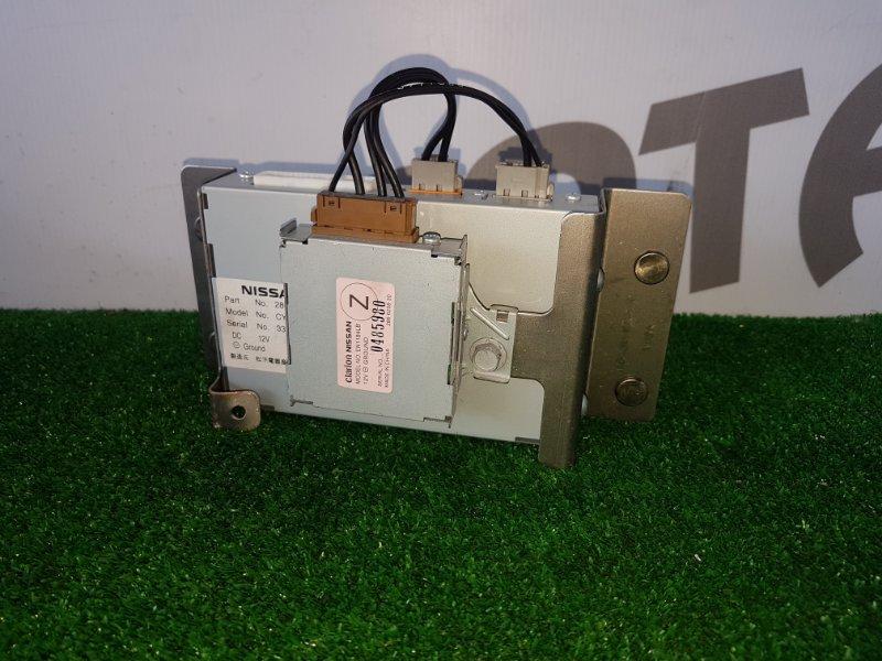 Электронный блок Nissan Dualis KNJ10 MR20DE 2008 (б/у)