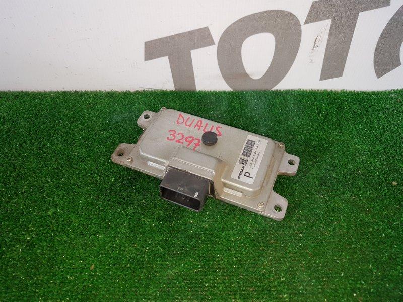 Блок управления акпп Nissan Dualis KNJ10 MR20DE 2008 (б/у)